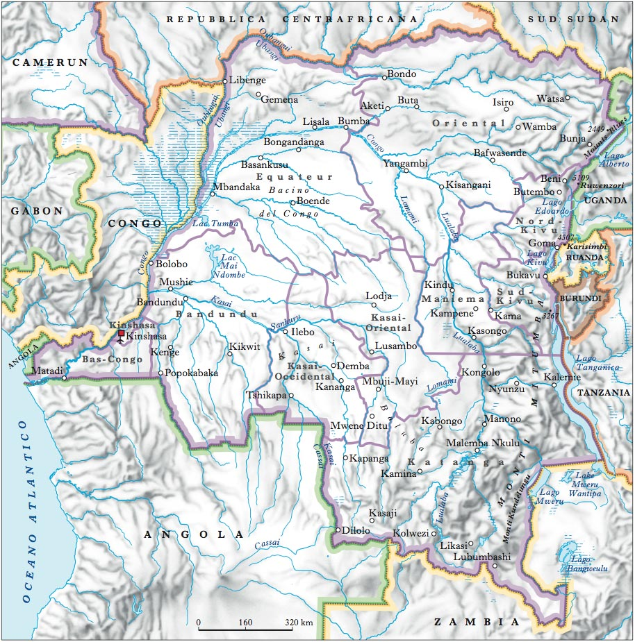 Congo, Repubblica Democratica del