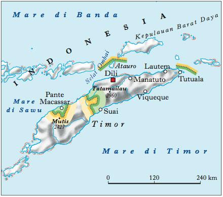 Timor Est
