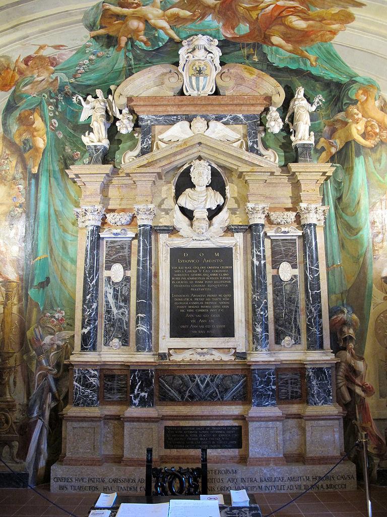 Ludovico ariosto treccani il portale del sapere for Galileo quiz casa