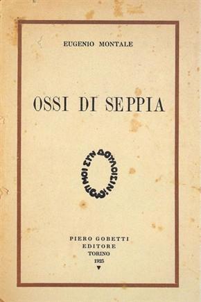 Eugenio Montale ossi di seppia pdf