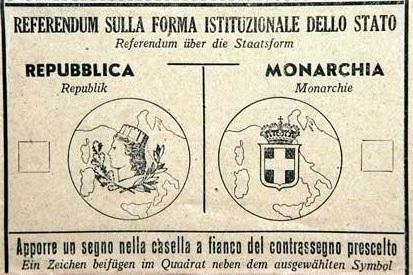 La repubblica italiana treccani il portale del sapere for Repubblica parlamentare italiana