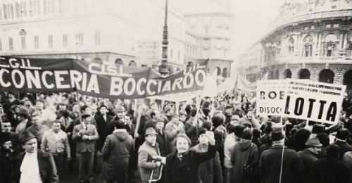 sciopero metalmeccanici settembre 1969