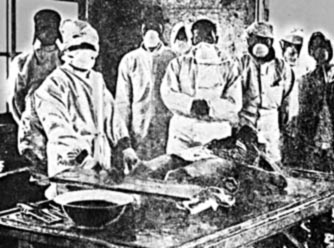 UNITA' 731, IL CAMPO DI CONCENTRAMENTO GIAPPONESE PIU' ATROCE DI QUELLO NAZISTA