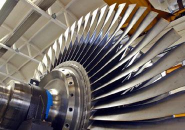 Turbine a vapore ANIMA