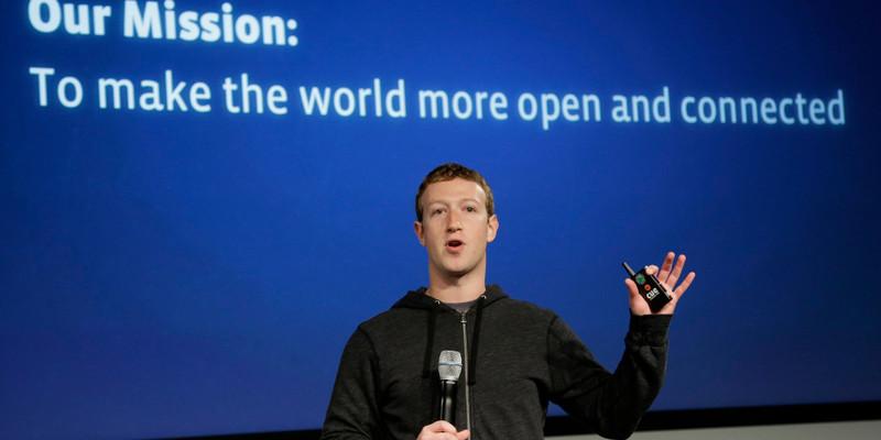 Facebook, boom di ricavi