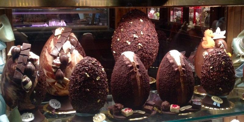 A Pasqua, cioccolato antistress e amico del cuore