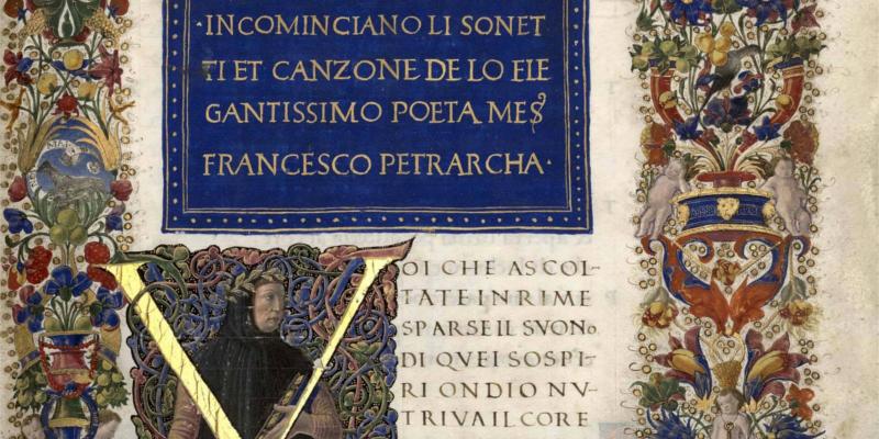 Alessandro Sforza lettore di Petrarca