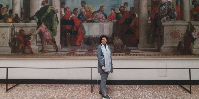 Alle Gallerie dell'Accademia, tra Veronese e Tintoretto