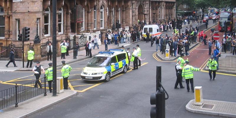 Ancora Londra sotto attacco