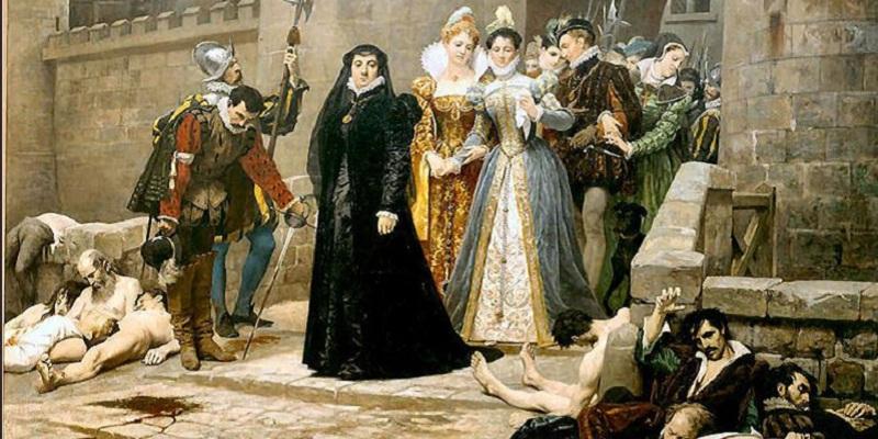 Caterina de' Medici, la Regina nera