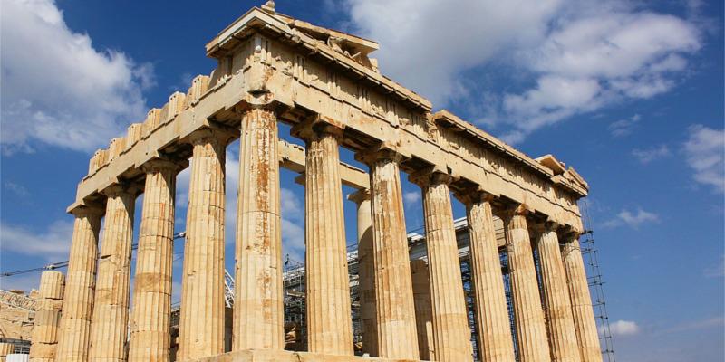 La moda passa, il Partenone resta