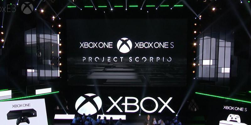 Microsoft Xbox e il pungiglione di Scorpio