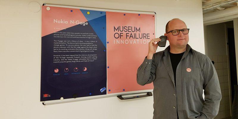 Oltre sessanta flop in mostra al Museo del fallimento