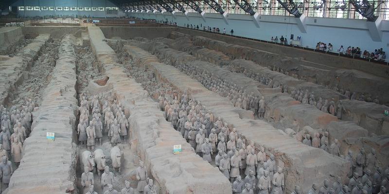 Xi'an, capitale florida e gloriosa della cultura cinese