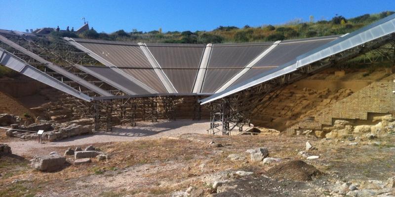 Eraclea Minoa e l'antico teatro in pericolo