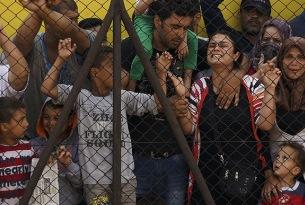 Il pugno di ferro dell'Ungheria sui migranti