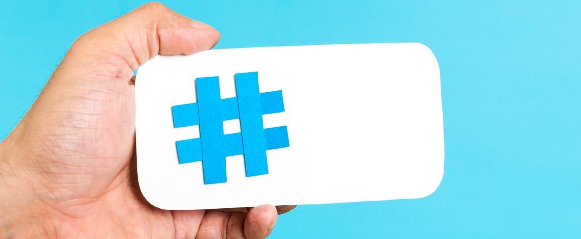 Dieci anni di hashtag: 2007-2017