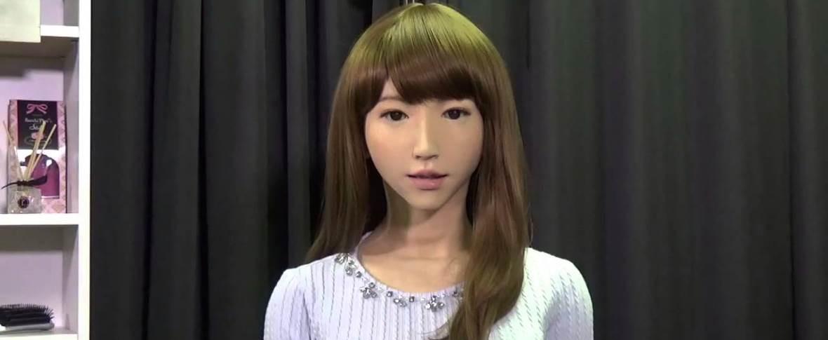 """Erica, il robot più """"umano"""""""