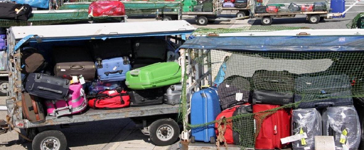 Grazie alla tecnologia basta ansie per bagagli smarriti