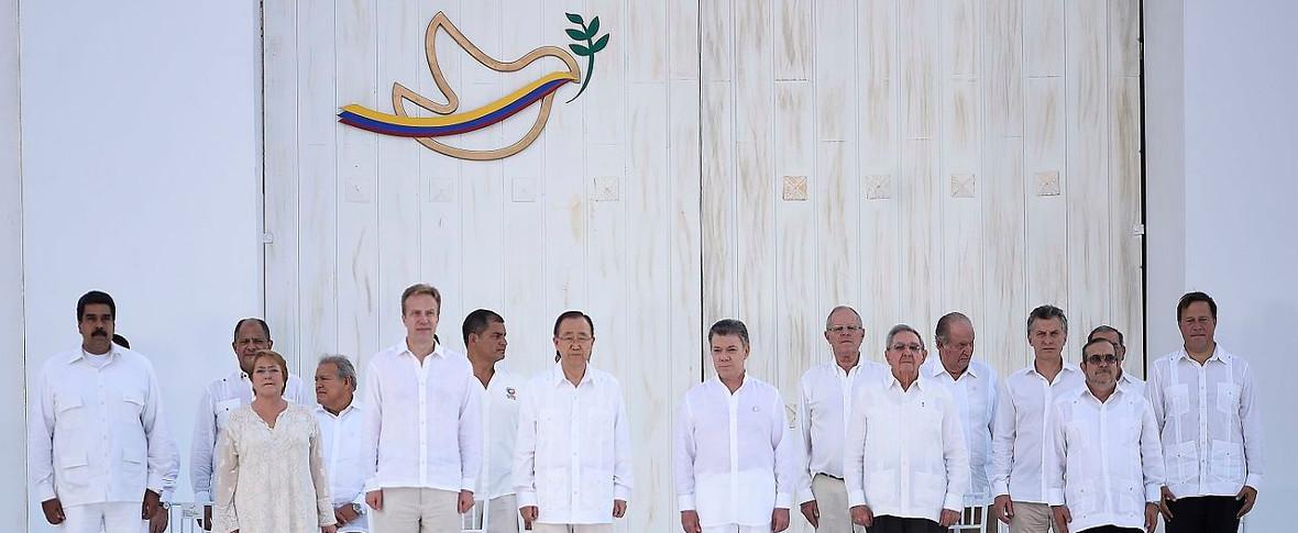 La difficile trasformazione delle FARC in partito politico