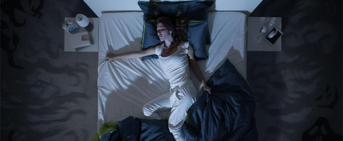"""La parola più frequente in chi parla nel sonno è """"no"""""""