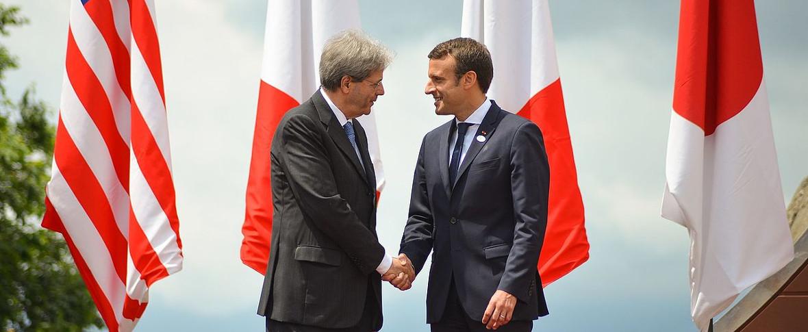 La partita tutta politica di Macron sui cantieri di Saint-Nazaire