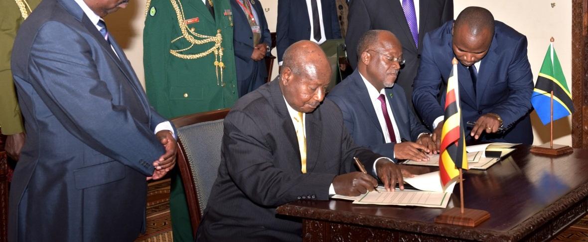 Nuovo sbocco al mare per il petrolio dell'Uganda