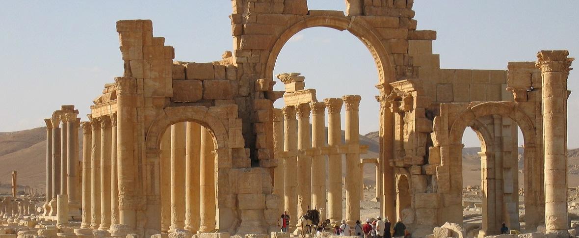 Palmira torna a splendere ad Aquileia