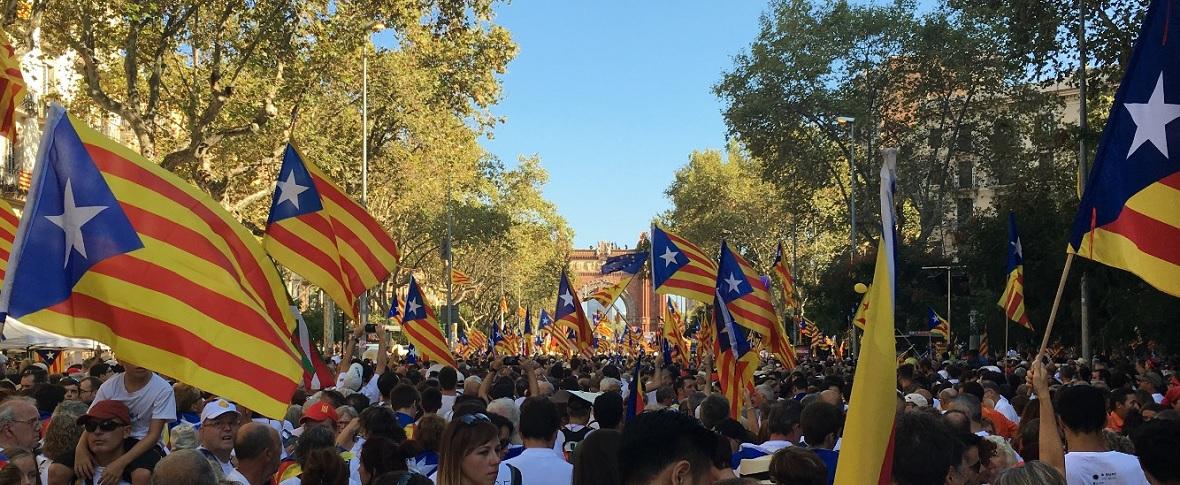 Referendum catalano, caos spagnolo