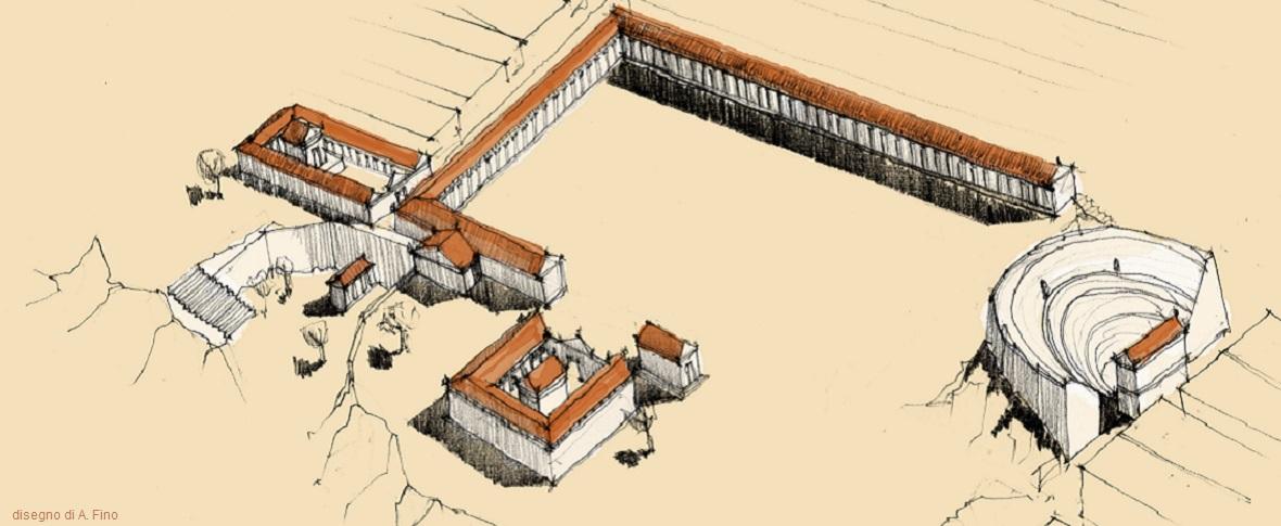 Torna alla luce l'antico teatro greco di Agrigento