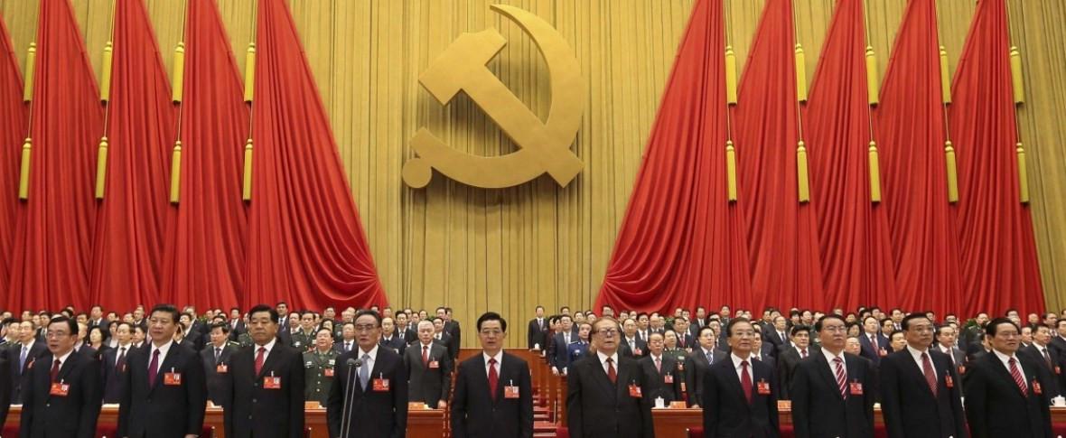 Risultati immagini per XIX Congresso del PCC immagini