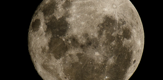 A caccia di idrogeno sulla luna