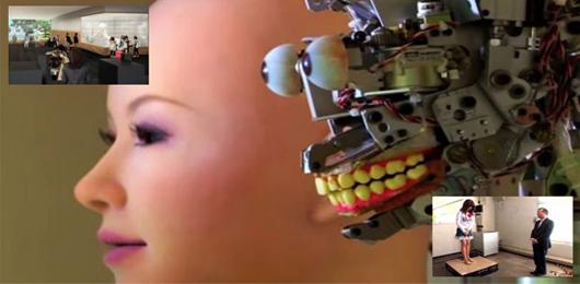 L'albergo dei robot