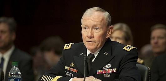 """Dempsey, il generale del """"no"""" alla Siria"""