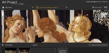 Google Art Project: 151 musei a portata di click