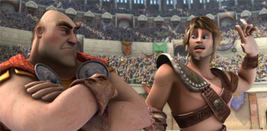 I gladiatori di Roma alla conquista degli USA