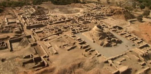Il cambiamento climatico è stata la causa dell'estinzione della civiltà indù