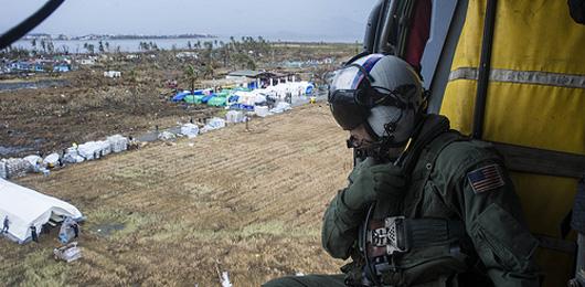 Il tifone Haiyan e l'interventismo umanitario