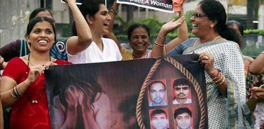India. Sdegno e desiderio di sangue