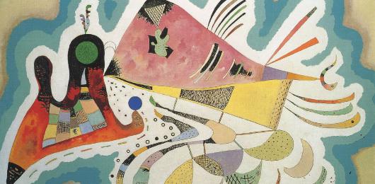 Kandinskij: astrattismo tra Italia e Francia