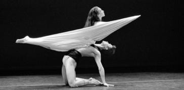 Quattro maestri della danza americana moderna in scena a Roma