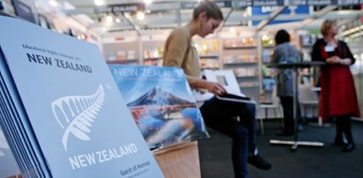 A Francoforte ospite d'onore la letteratura dagli antipodi