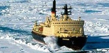 La Russia alla conquista dell'Artico con un rompighiaccio nucleare