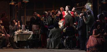 La Scala di Milano festeggia i cinquant'anni de La Bohème di Zeffirelli