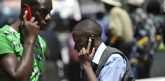 La malaria si combatte anche con i cellulari
