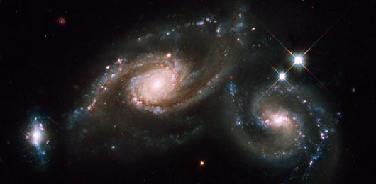 La nuova unità di misura dell'Universo