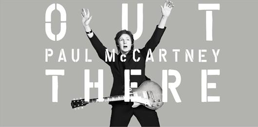 Paul McCartney festeggia 50 anni di Beatles