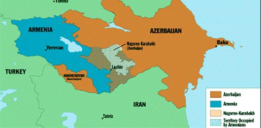 Nel Caucaso riemerge la questione del Nagorno-Karabakh