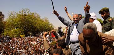 Terra bruciata intorno ad Al-Bashir
