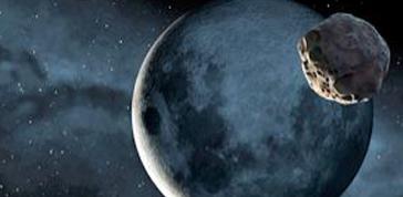 Un 'fratellino' per la Luna?